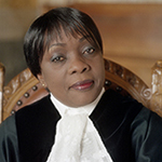 Judge Julia SEBUTINDE